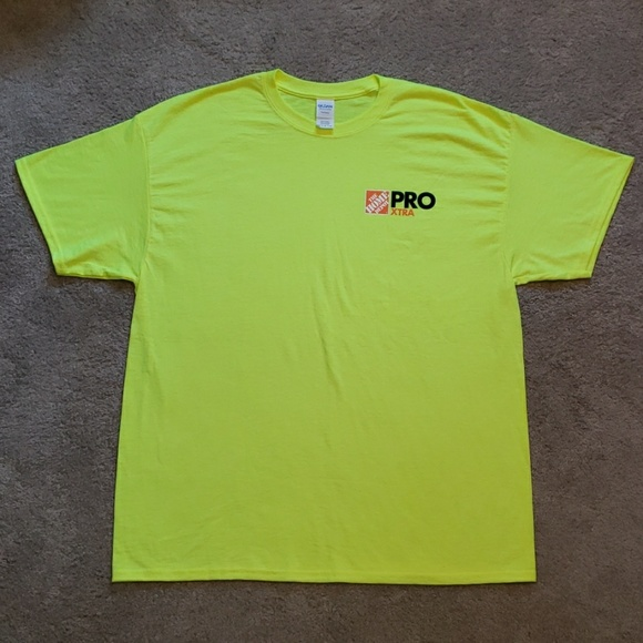 a6ed4f50 Gildan Shirts | Home Depot Pro Xtra Logo Tshirt Nwot | Poshmark